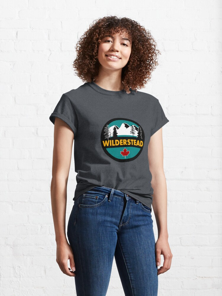 Alternate view of Wilderstead Official Logo Collection Classic T-Shirt