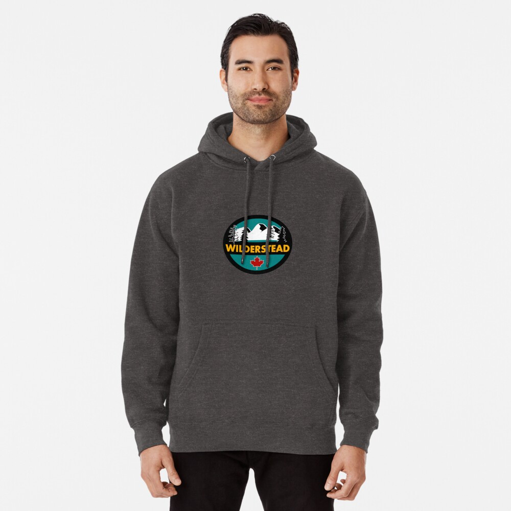 Wilderstead Official Logo Collection Pullover Hoodie