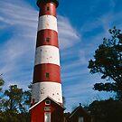 Assateague Lighthouse by Joe Elliott