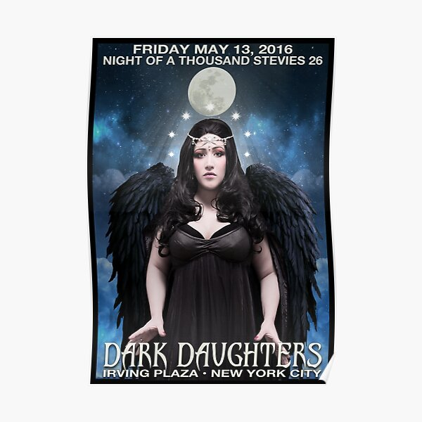 NOTS 26: Dark Daughters Poster  Poster