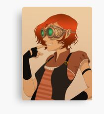Steampunk I Canvas Print