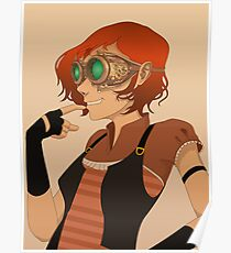Steampunk I Poster