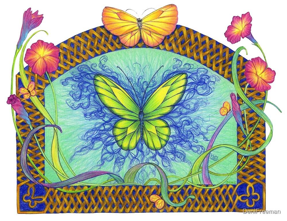 Smoking Butterfly by DeniFreeman