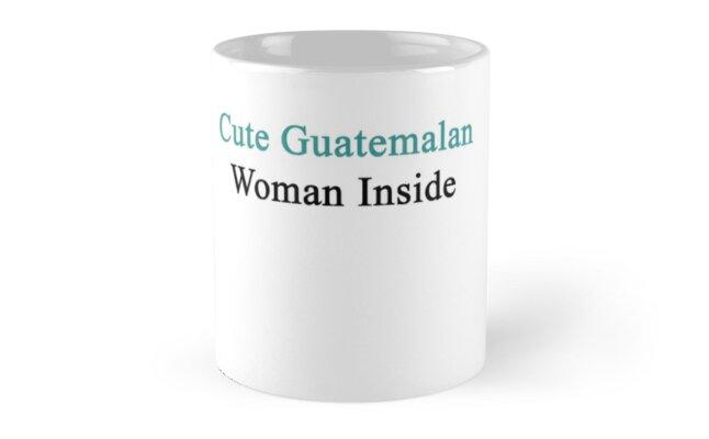 Cute Guatemalan Woman Inside  by supernova23