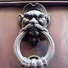 Door Knocker, Rome by Barbara Wyeth