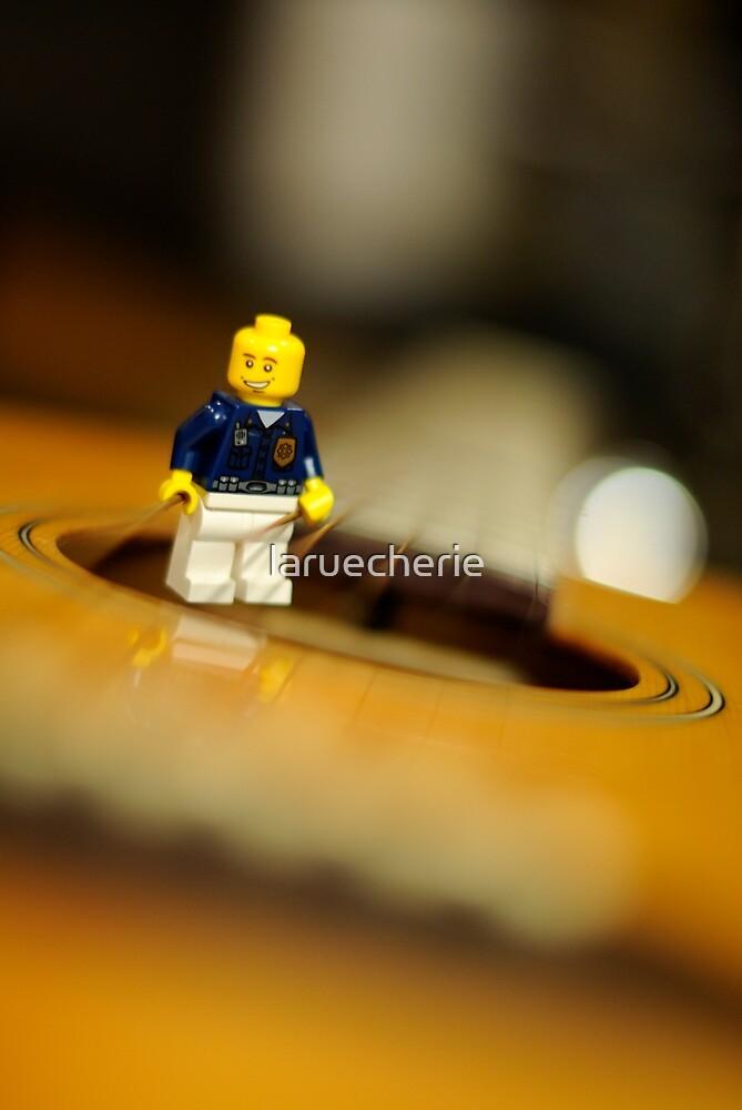 The Soloist by laruecherie