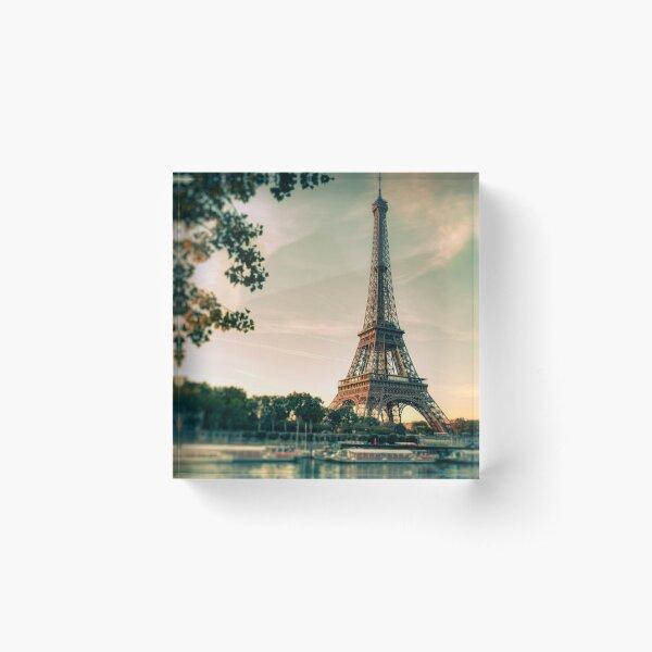 Paris Acrylic Block