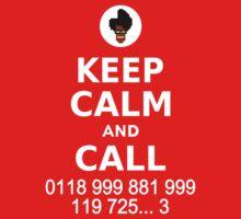 Keep Calm and Call 0118 999 881 999 119 725...