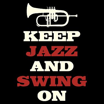 Keep Jazz And Swing On by maliderkel