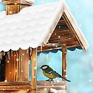 A Winter Resting Place by tapiona