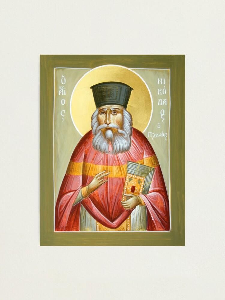 Alternate view of St Nicholas Planas Photographic Print