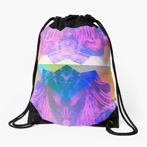 In Trianglulous Drawstring Bag