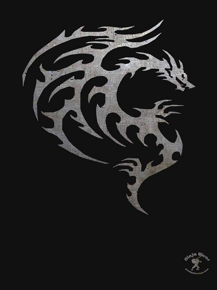 Metal Dragon by NinjaWear