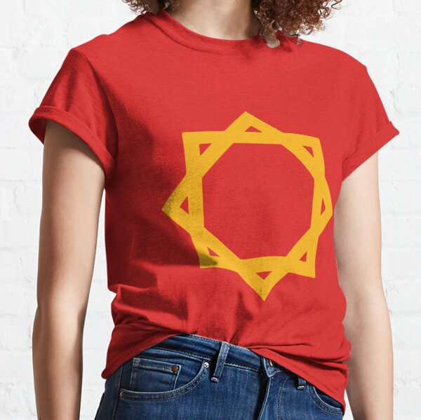Morocco Historical Flag - 13th century  Classic T-Shirt