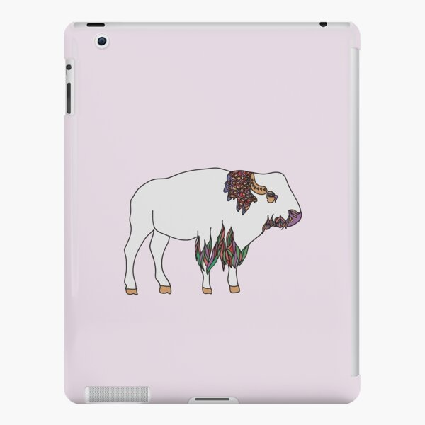 This is Bison iPad Snap Case