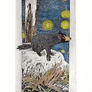 Devil in the Starry Night by SnakeArtist