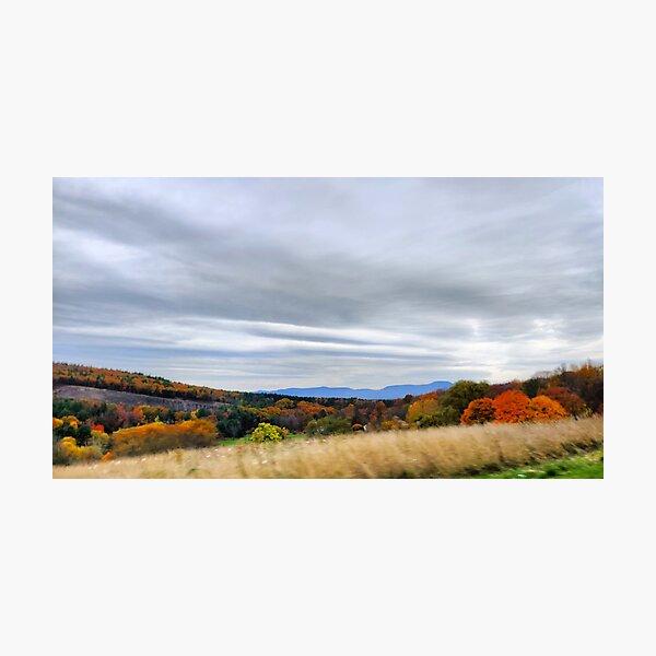 Catskill Mountains Photographic Print