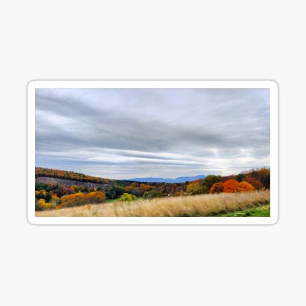Catskill Mountains Sticker