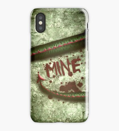 Dragon mine... iPhone Case iPhone Case