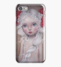 If I told you a flower bloomed in the dark iPhone Case/Skin