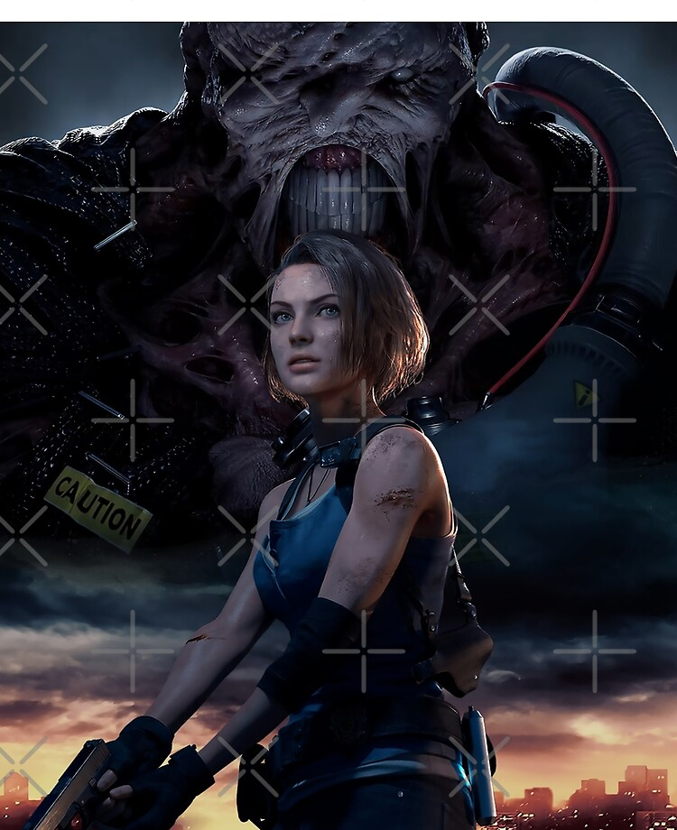 Resident Evil 3 Remake But With Resident Evil 1 Remake Jill