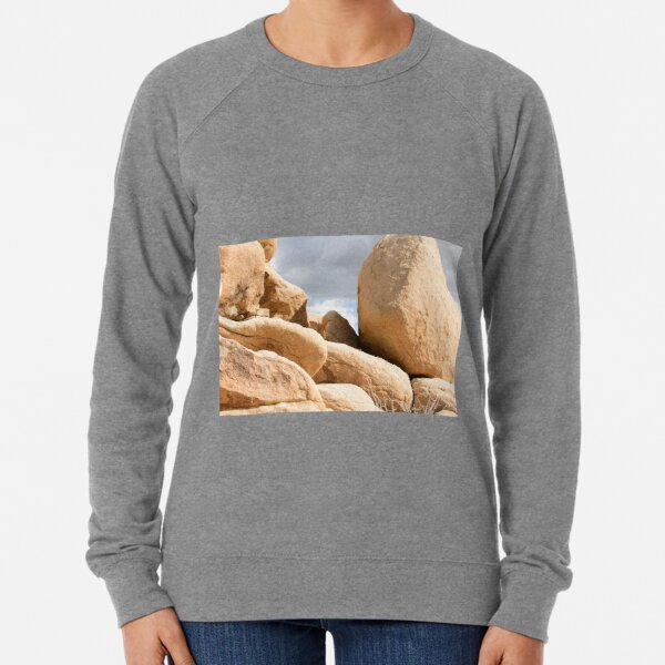 Big Rock Joshua Tree 7443 Lightweight Sweatshirt