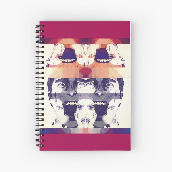 Ellis Spiral Notebook
