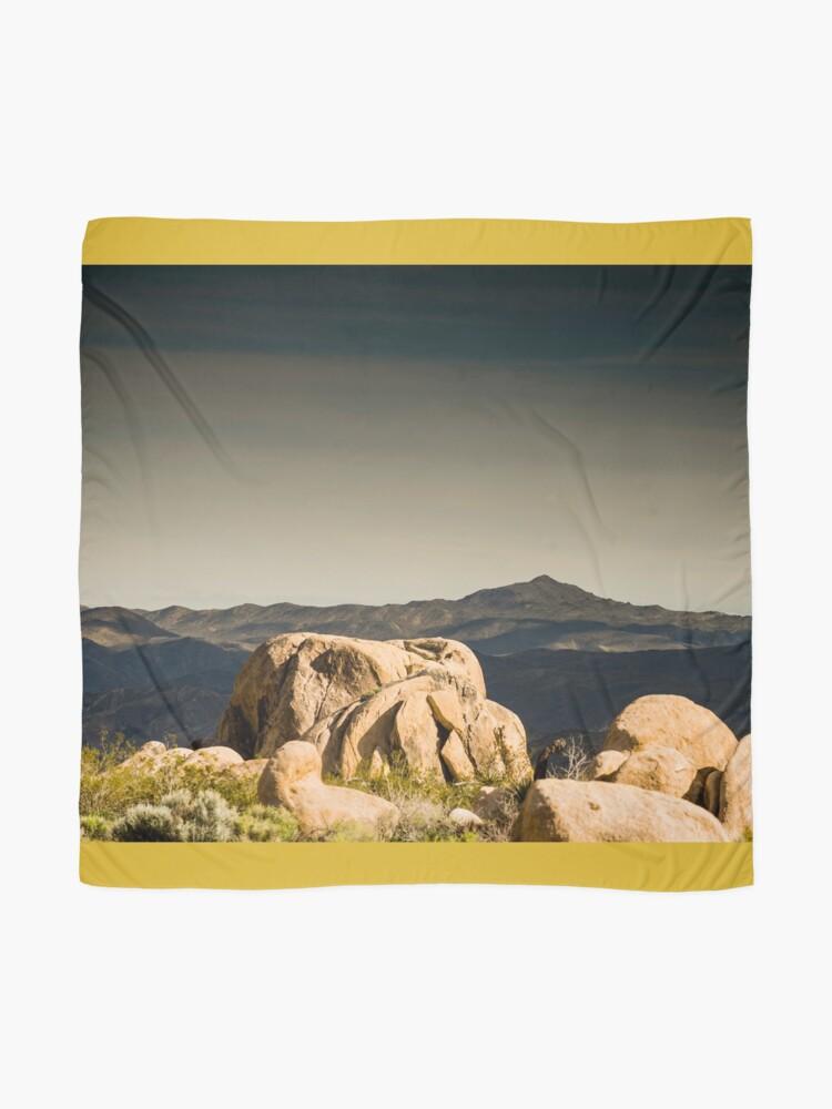 Alternate view of Big Rock Joshua Tree 7450 Scarf