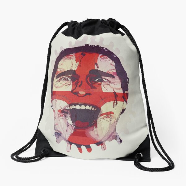 Multiple Bateman Personality Drawstring Bag