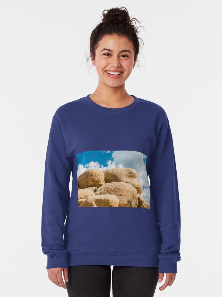 Alternate view of Big Rock Joshua Tree 7445 Pullover Sweatshirt
