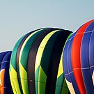 Up Up and Away  by Marcia Rubin