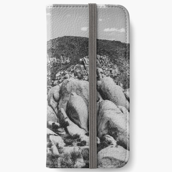 Big Rock Joshua Tree 7414 iPhone Wallet