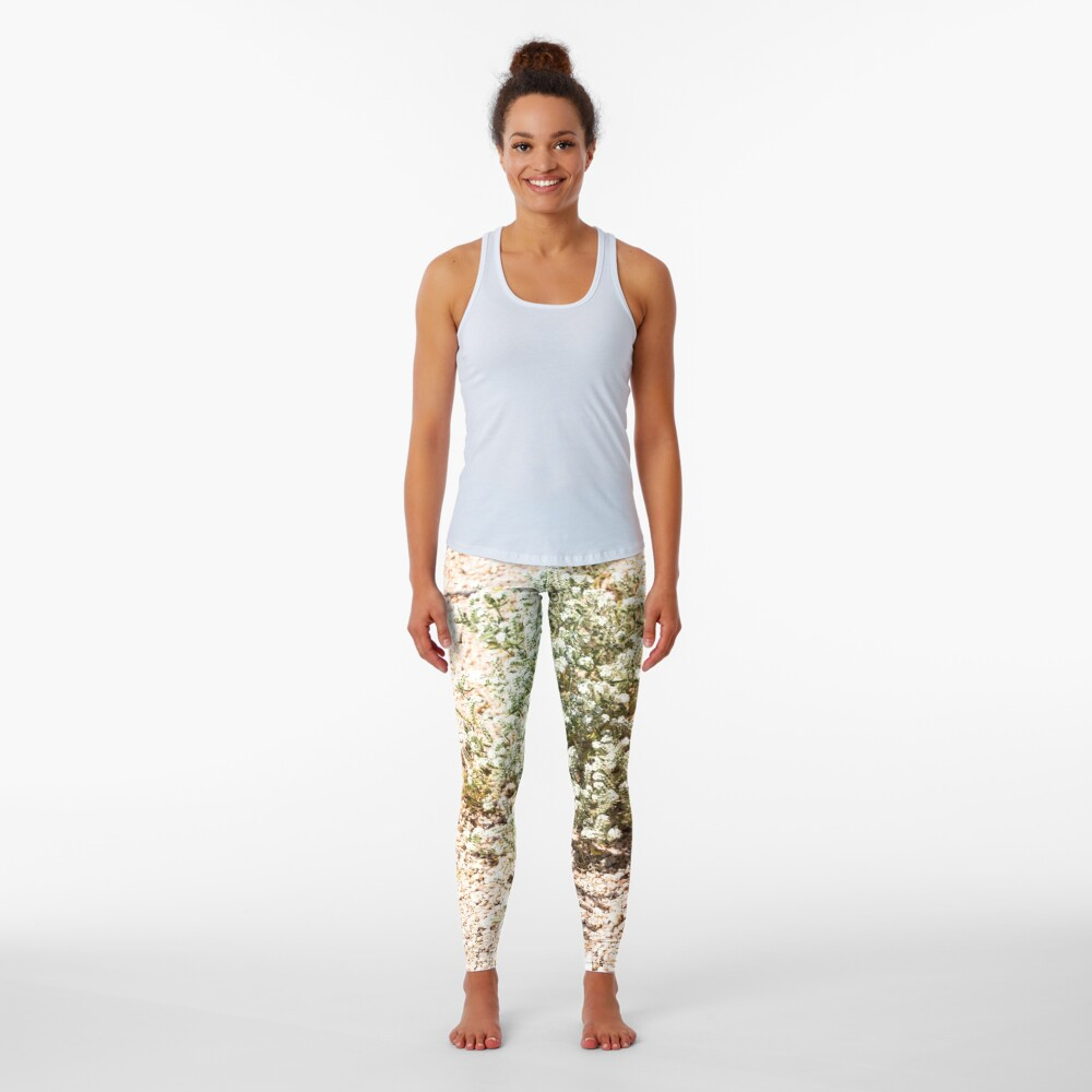 Super Bloom Paradise Joshua Tree 7313 Leggings
