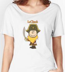 LeChuck Women's Relaxed Fit T-Shirt
