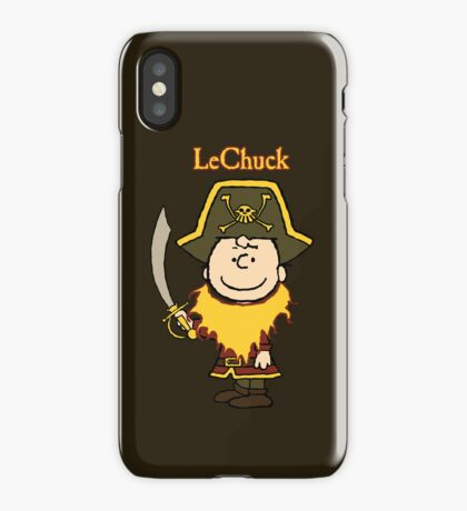 LeChuck iPhone Case