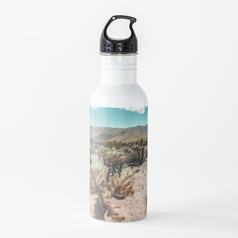 Super Bloom Paradise Joshua Tree 7278 Water Bottle