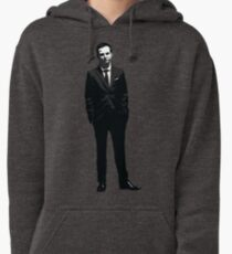 Jim Moriarty, Consulting Criminal Pullover Hoodie