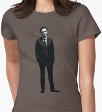 Jim Moriarty, Consulting Criminal Women's Fitted T-Shirt