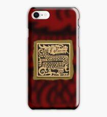 Golden Dragon iPhone Case/Skin
