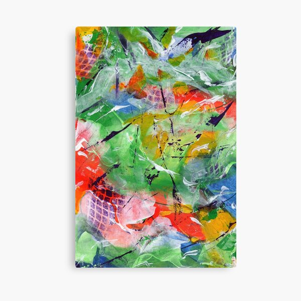 Wild and Wonderful II Canvas Print