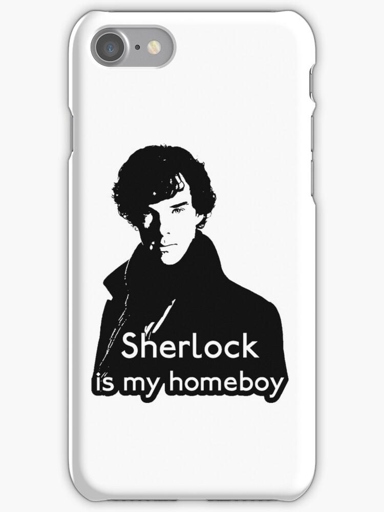 Sherlock is My Homeboy by Deastrumquodvic