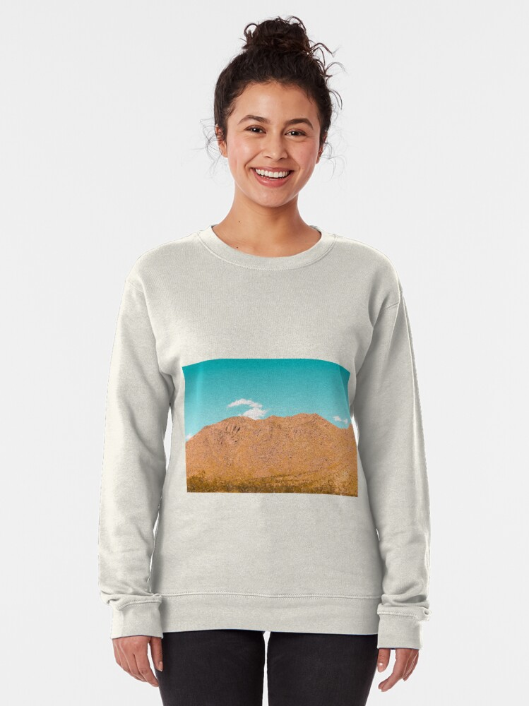 Alternate view of Landscape Joshua Tree 7347 Pullover Sweatshirt