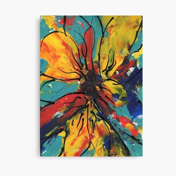 Blossom Burst Canvas Print
