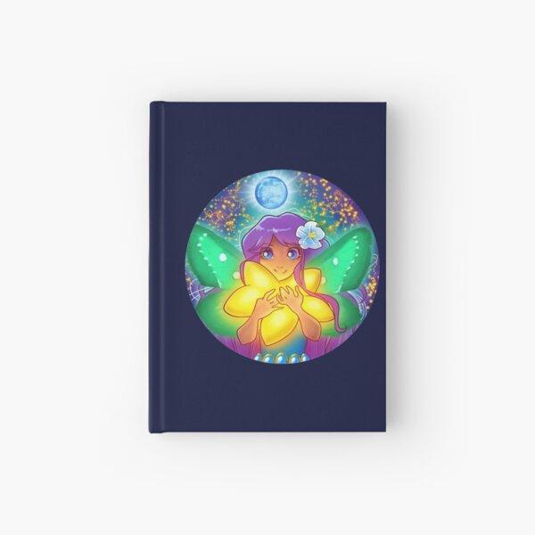 Star fairy Hardcover Journal
