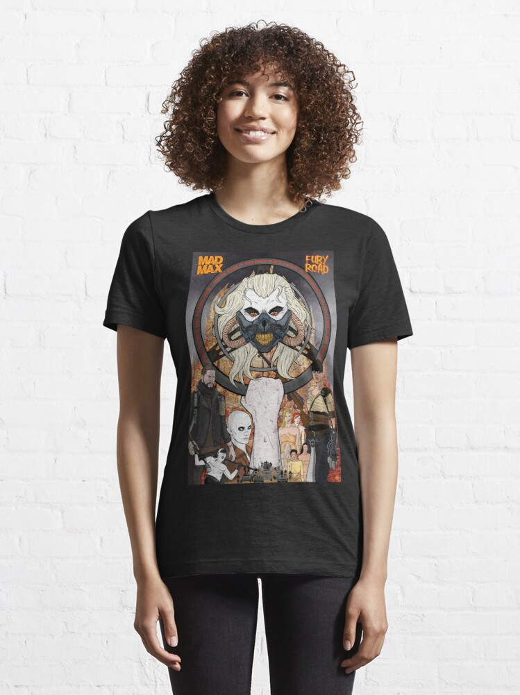 Alternate view of The Fury Road Essential T-Shirt