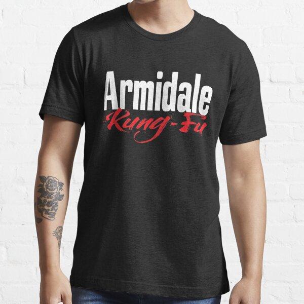 Armidale Kung Fu New South Wales Australia Raised Me Essential T-Shirt