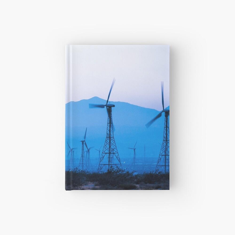 Blue Wind Energy 0286 Hardcover Journal