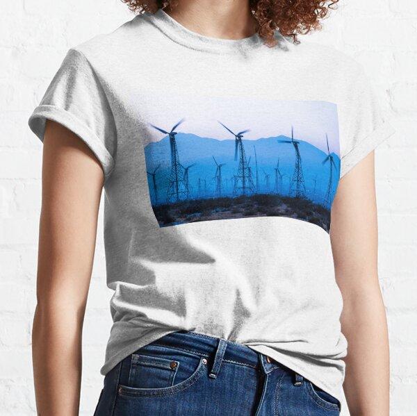 Blue Wind Energy 0286 Classic T-Shirt