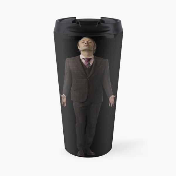NBC Hannibal Travel Mug