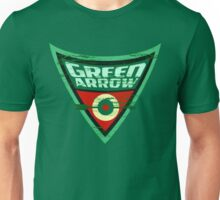 Green Arrow Logo Unisex T-Shirt